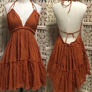 Free People 100 Degree Mini Dress